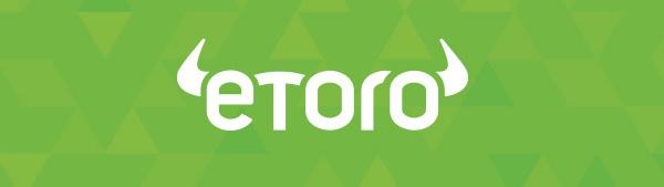 eToro - Logo Green