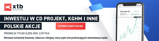 XTB - Inwestuj w Polskie akcje