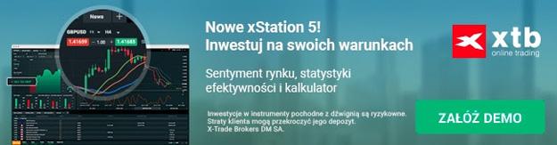 XTB - Platforma xStation 5