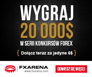FX Arena - Konkursy Forex