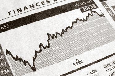 Banki mocno w górę