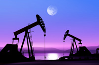 Ceny ropy naftowej na drodze do najlepszego roku od 2009 r.