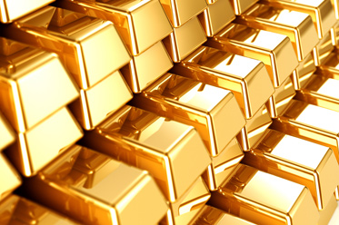 Kolejny test ważnego poziomu oporu na wykresie złota